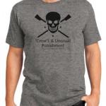 """Crew""l and Unusual Punishment Tshirt (Mens)"