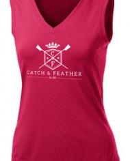 CatchAndFeatherFitnessTank_pink