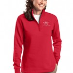 Women's Heritage Fleece Sweatshirt 1/4 Zip