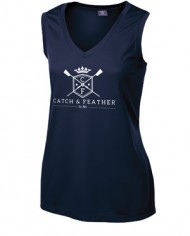 CatchAndFeather_LSleevelessPerformanceTee_navy