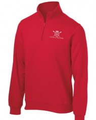 CatchandFeather_MensFleece_red