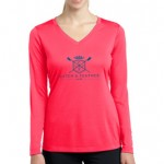 Women's Long Sleeved Performance Tee
