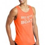 Believe In The Boat Tank Shirt